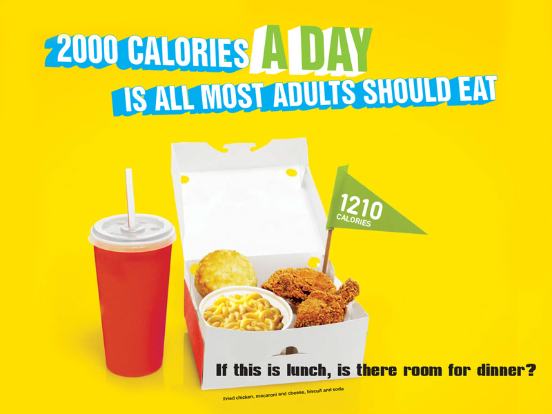 NYC Calories Posters